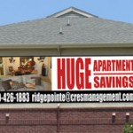 Custom Apartment Promo Banner